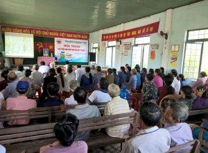 Hội thảo hướng dẫn kỹ thuật và tư vấn sử dụng phân bón cho cây Lúa tại Quảng Ngãi