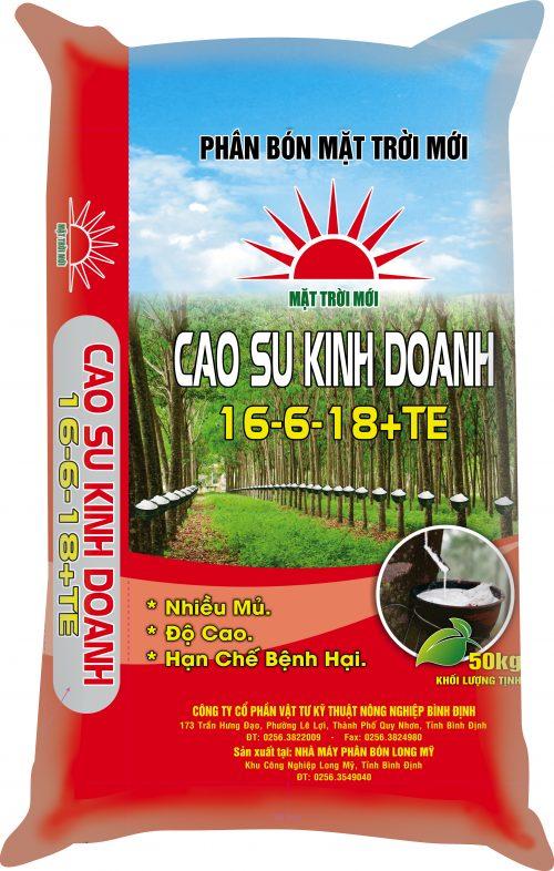 NPK 16-6-18+TE (CAO SU KINH DOANH)