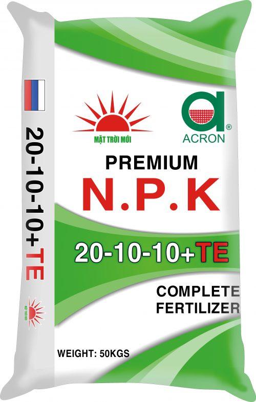 NPK 20-10-10+TE ACRON