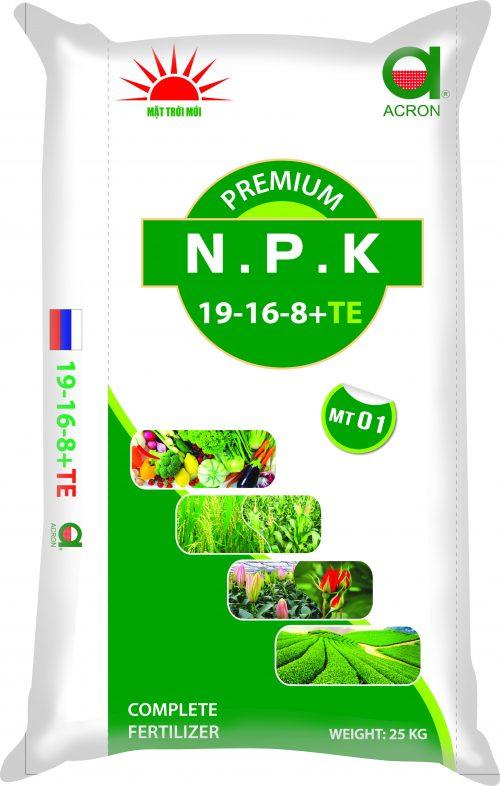 NPK 19-16-8+TE