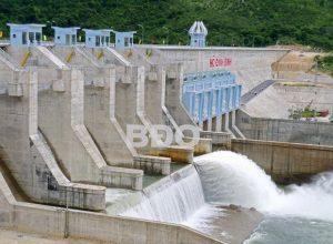 Bình Định: Ðiều tiết nước tưới hợp lý, chủ động phòng chống hạn trong vụ sản xuất Hè Thu 2018