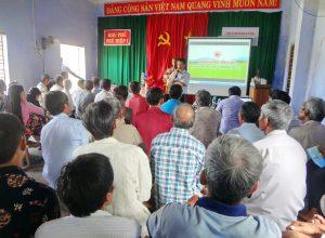 Hội thảo Giới thiệu sản phẩm và Tư vấn kỹ thuật tại Hòa Hiệp Trung