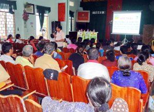 Hội thảo Giới thiệu sản phẩm và Tư vấn Kỹ thuật tại An Định