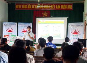 Hội thảo Tư vấn Kỹ thuật tại Nhơn Tân, Bình Định