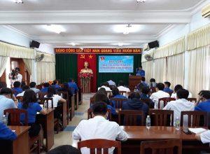 Đoàn Khối DN tỉnh tổ chức Hội nghị tổng kết công tác Đoàn, Hội và PTTN năm 2018 và triển khai nhiệm vụ năm 2019.