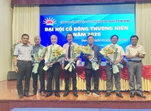 Công ty CP Vật tư KTNN Bình Định tổ chức thành công Đại hội cổ đông thường niên năm 2020